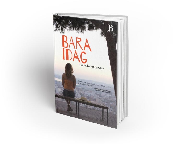 Hardcover Book MockUp_BaraIdag